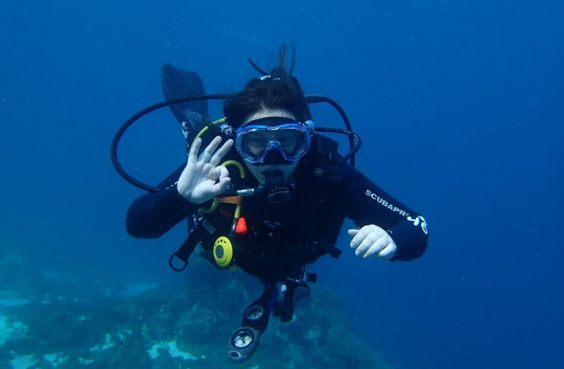 Scuba diving in Komodo National Park